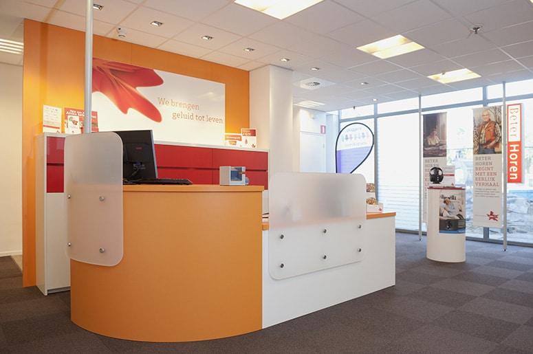 Beter Horen Uithoorn winkelcentrum Zijdelwaard