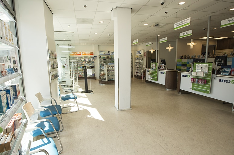 BENU Apotheek Uithoorn winkelcentrum Zijdelwaard